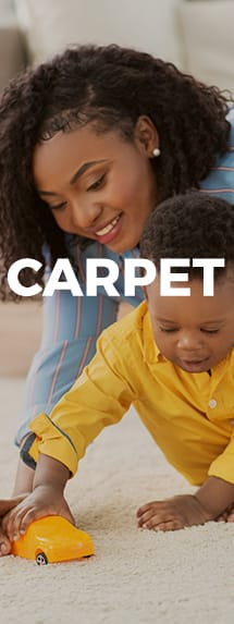 Don't just think of K&K Floor as a wooden floor company, we also install carpet.