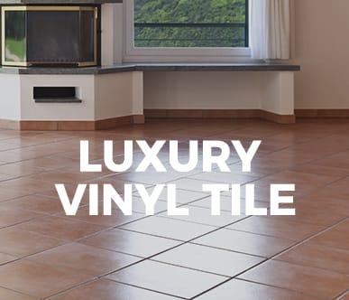 K&K Floor made their name in installing engineered hardwood floors, but they are also masters of luxury vinyl tile.