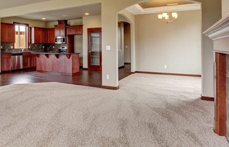 K&K Floor carpet installation services all of northern Virginia.